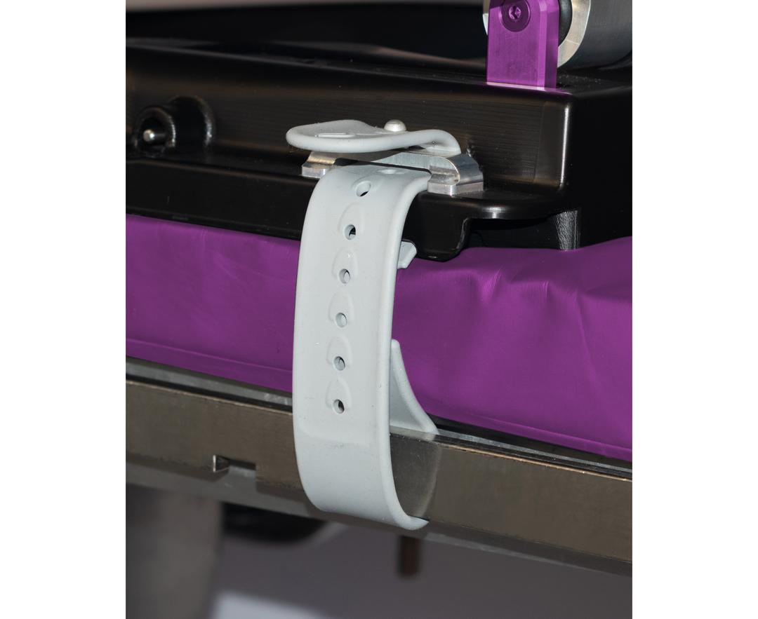 Kyra Curve Spine Frame with Velcro Straps